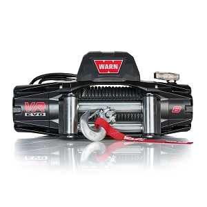 WARN VR EVO 8 Winch W/Steel Cable