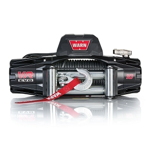 WARN VR EVO 10 Winch W/Steel Cable