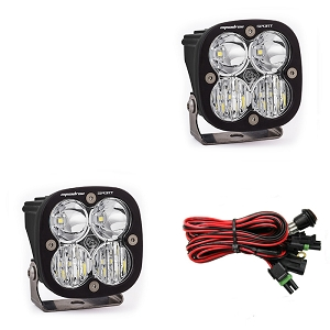 Baja Designs Squadron Pro Driving/Combo LED Light (Pair)